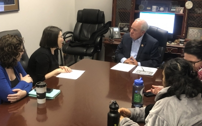 Congressman Doyle meeting with Constituents