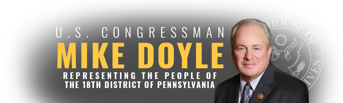 Congressman Mike Doyle